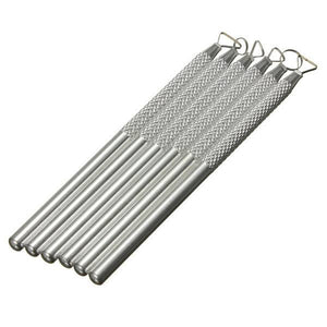 6 PCS Aluminum Sculpting Tools - stilyo