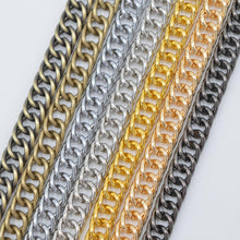 Metal Chain For Handbag / Shoulder Bags - 120cm - stilyo