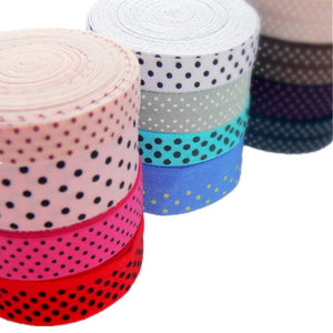 DIY Craft Supplies Elastic Colorful Ribbon Webbing - stilyo