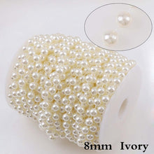 ABS Beads Pearl Chain - stilyo