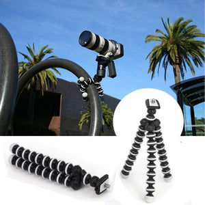 Mini Octopus Tripod Stand for Phone and Camera - stilyo