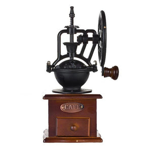Retro Style Antique Coffee Grinder - stilyo