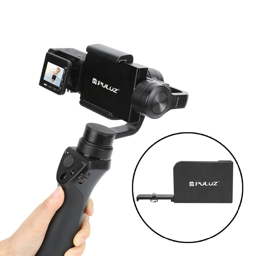Puluz Gimbal Compatible for Phone and Camera - stilyo
