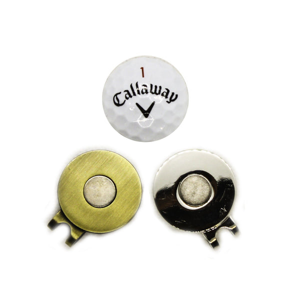 Ball Marker - Callaway Chrome Soft Hat Clip