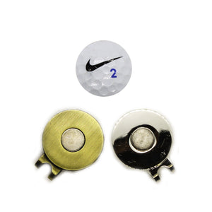 Ball Marker - Nike Hat Clip