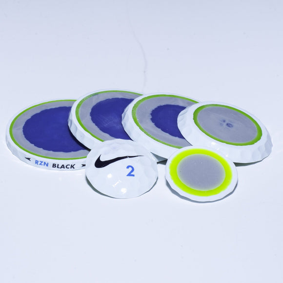 Ball Marker - Nike RZN (Blue) Black