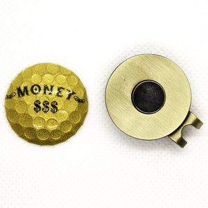 Ball Marker - Slazenger Money Hat Clip