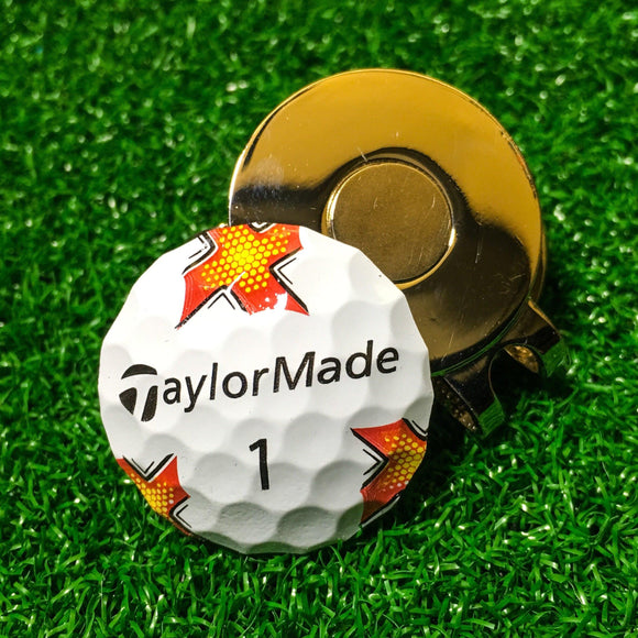 Ball Marker - TaylorMade TP5 PIX Hat Clip