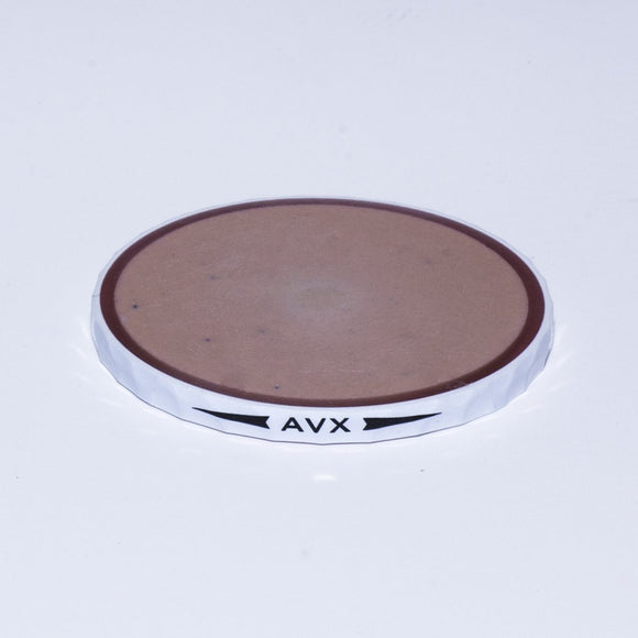 Ball Marker - Titleist AVX: White