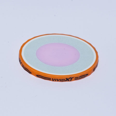 Ball Marker - Volvik Vivid XT: Orange