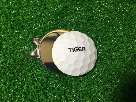 Tiger Woods Hat Clip