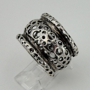 Hadar Jewelry Sparkling Soda 925 sterling silver ring
