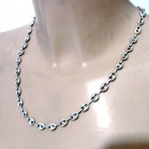 Hadar Jewelry Israel Simple Modern Artist 925 Sterling Silver Necklace Chain