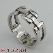 Unisex 925 Sterling silver band (r10238)
