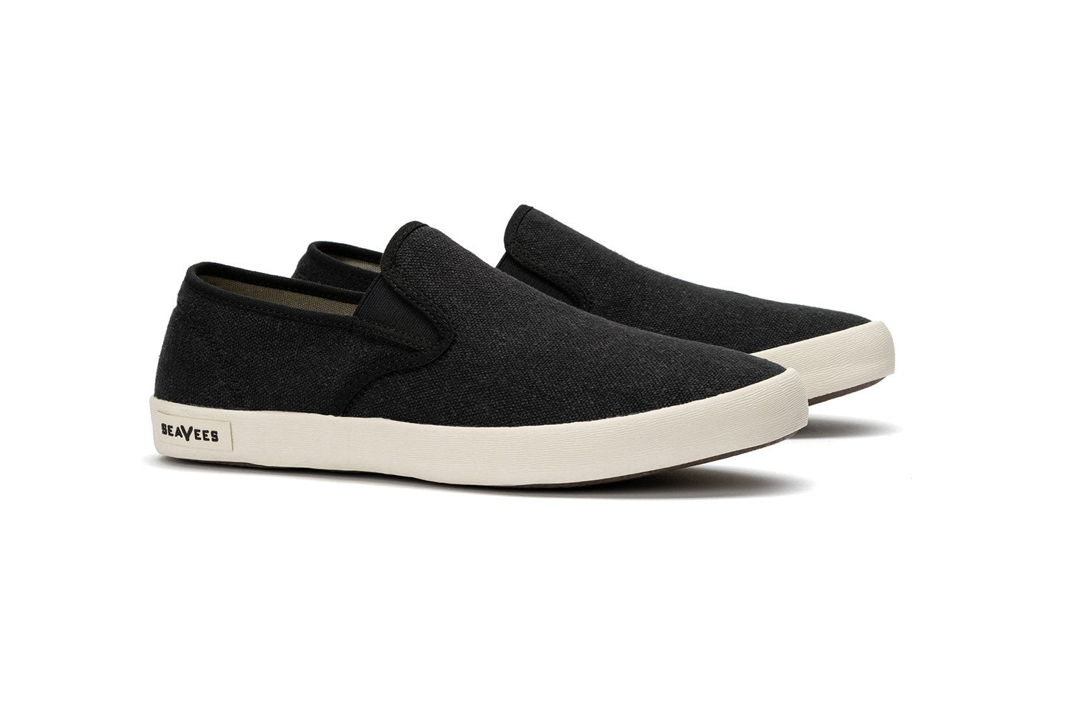 Mens - Baja Slip On Standard - Black