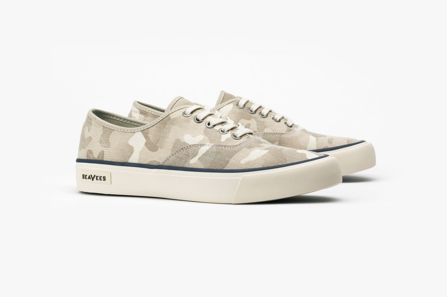 Mens - Legend Sneaker Saltwash - Cream Camo
