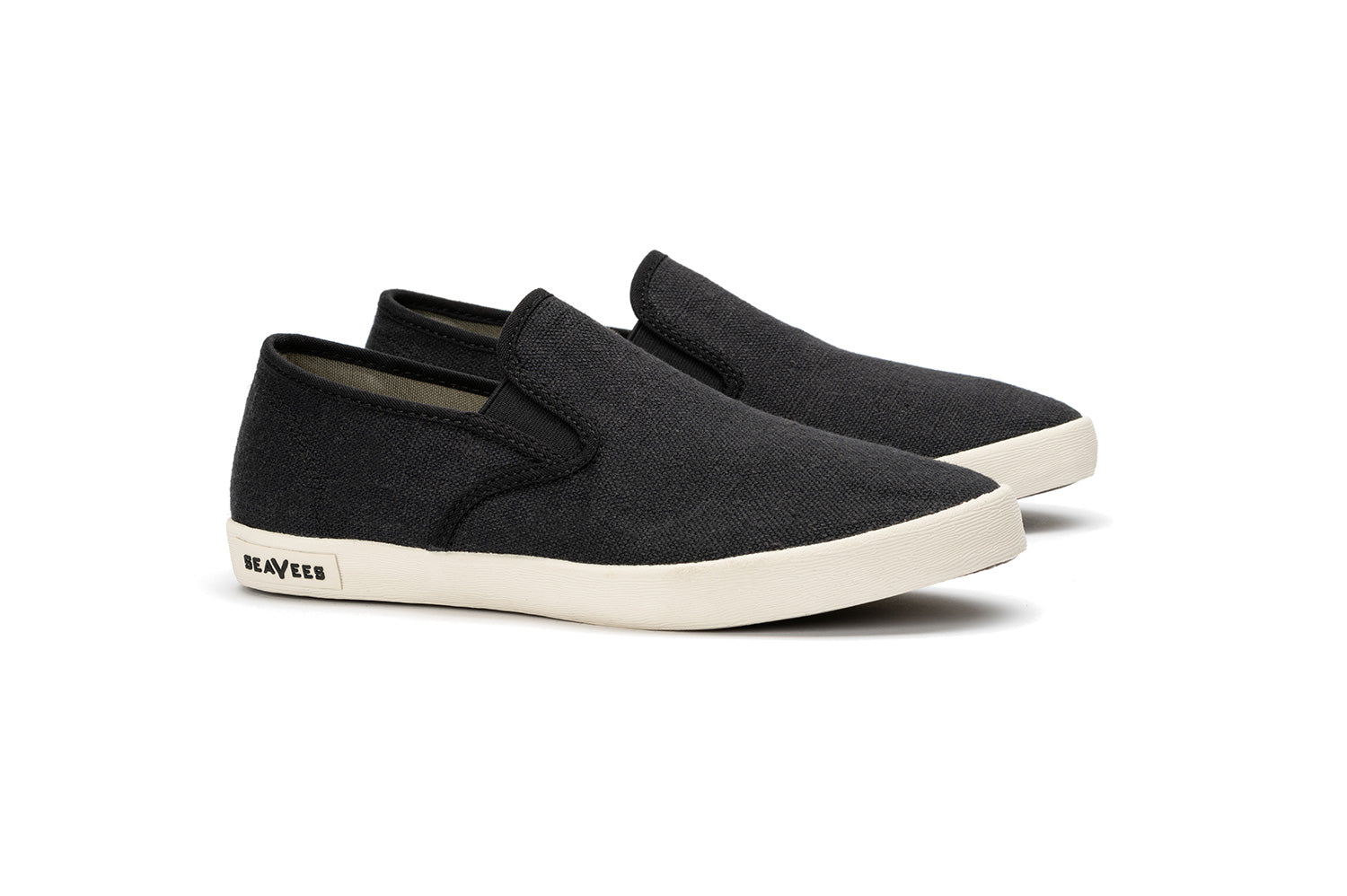 Womens - Baja Slip On Standard - Black