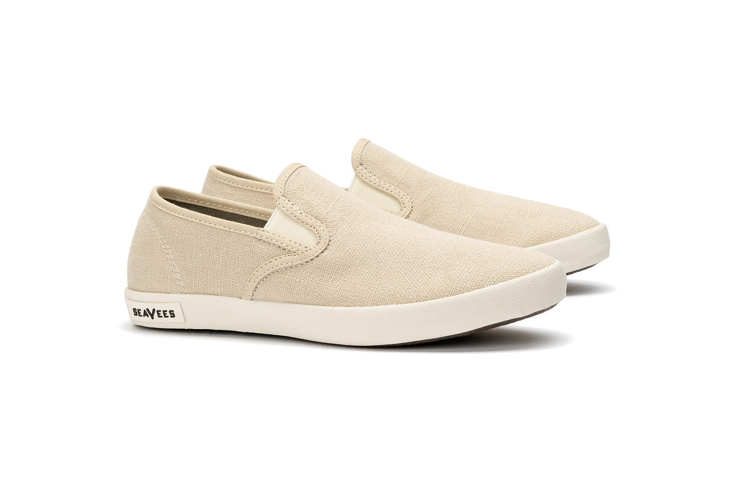 Womens - Baja Slip On Standard - Natural