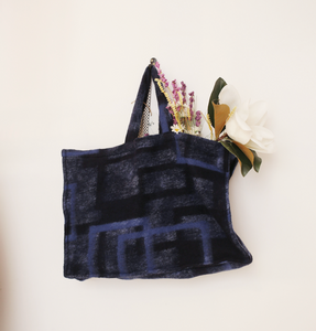 BOLSO The Fig bees azul