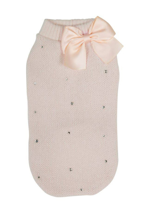 Tricot Rose Charlotte's Dress ''Like a star''