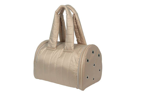 Sac de transport beige Charlotte's Dress ''Milla''