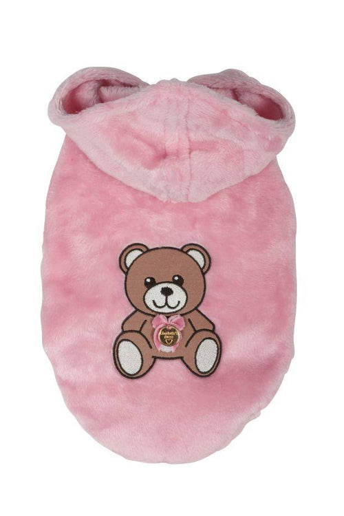 Manteau de Peluche Shocking Rose Charlotte's Dress ''Peluche''