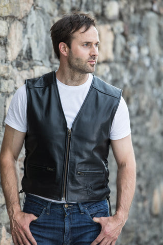 M/S Apache Leather Vest