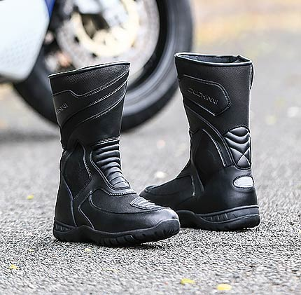 DUCHINNI Atlas CE Certified Waterproof Leather Boots