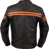 WEISE Brunel Leather Jacket