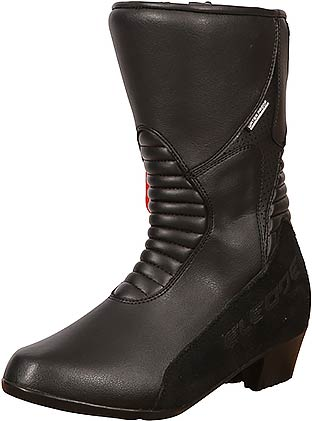 DUCHINNI Juno CE Certified Waterproof Womens Leather Boots