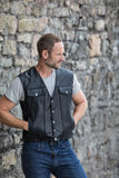 M/S Renegade Leather Vest