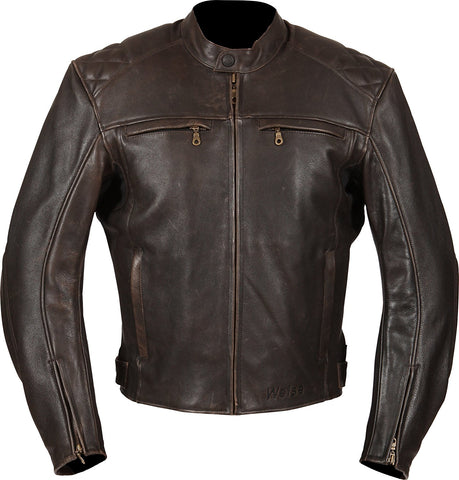WEISE Thruxton Leather Jacket