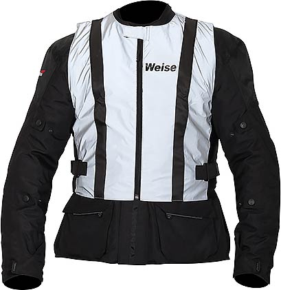 WEISE Vision 360 Reflective High Visibility Vest