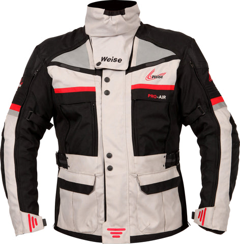 WEISE Dakar 4 Season ADV Jacket with Hydration Pocket