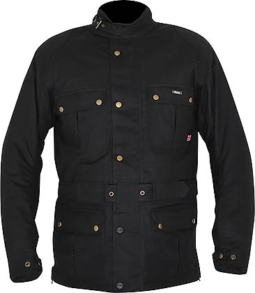 WEISE Glenmore Waxed Cotton Waterproof Jacket