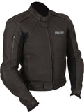 WEISE Hydra Waterproof Leather Jacket