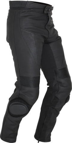 WEISE Corsa RS Leather Pants with knee sliders - Short Leg
