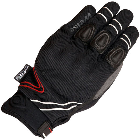 WEISE Wave W/P Summer Glove with touchscreen fingertips