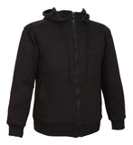 WEISE Stealth CE Armored Hoodie - CE level 2 PPE