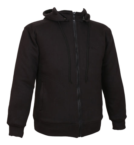 WEISE Womens Stealth CE Armored Hoodie - CE level 2 PPE
