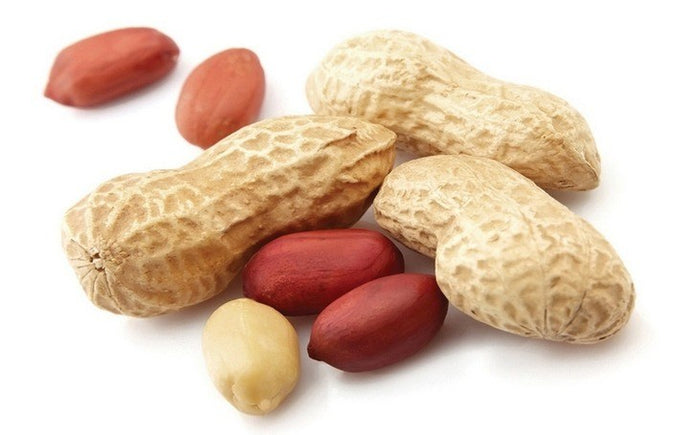 Peanuts are healthy and so is a right jar of Peanut butter