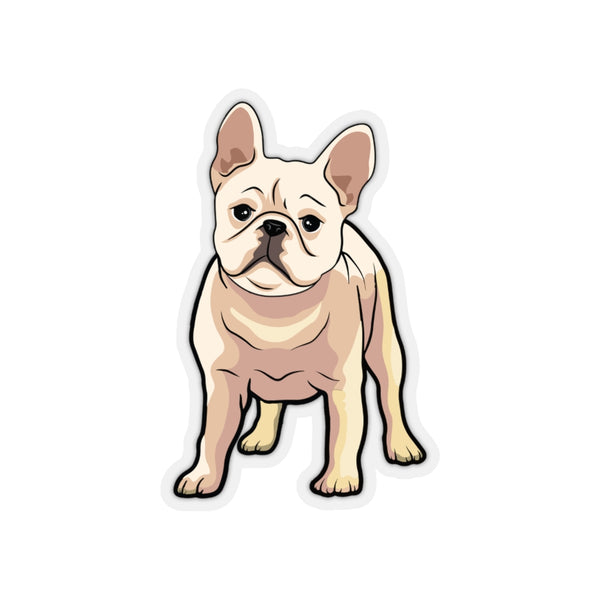 French Bulldog Kiss-Cut Stickers