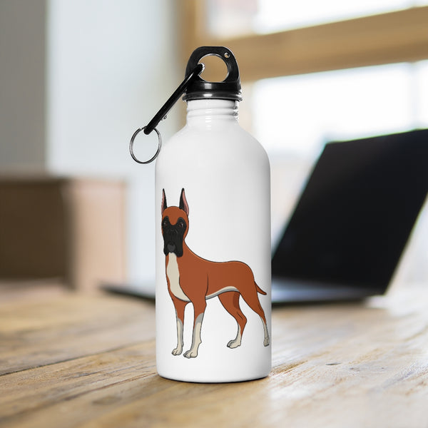 Great Dane Stainless Steel Water Bottle