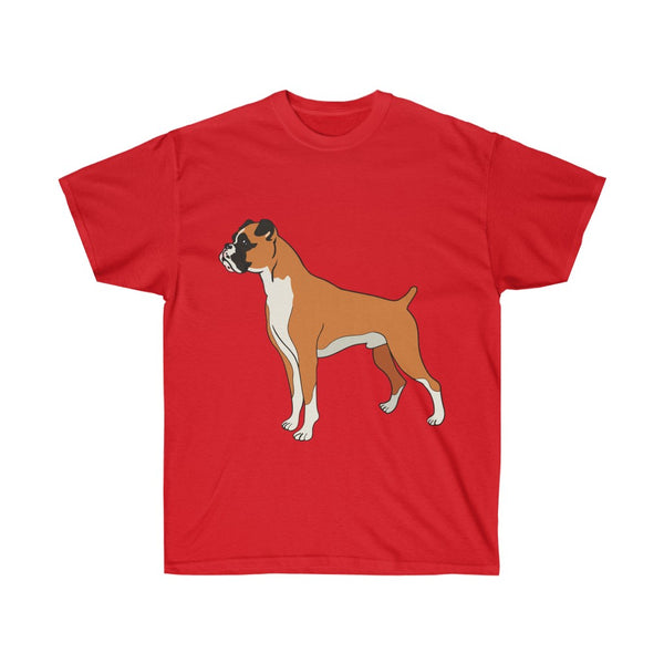 Boxer Unisex Ultra Cotton Tee