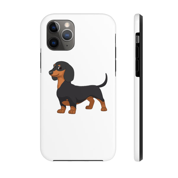 Dachshund Case Mate Tough Phone Cases