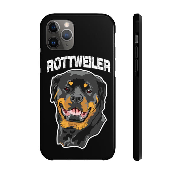 Rottweiler Case Mate Tough Phone Cases