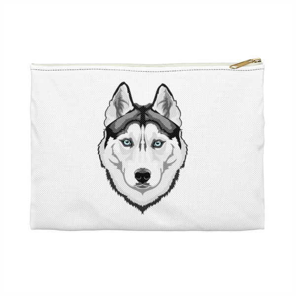 Siberian Husky Accessory Pouch