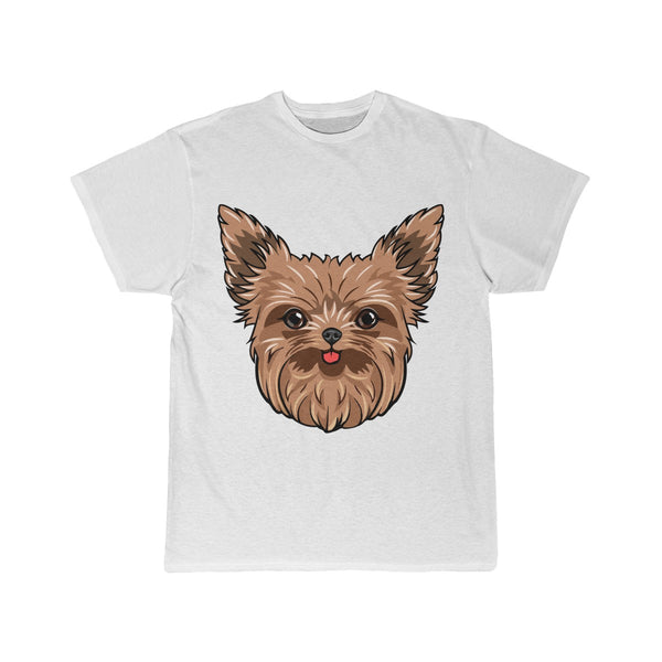 Yorkshire Terrier Men's Short Sleeve Tee