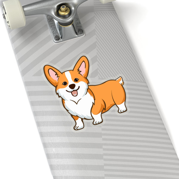 Pembroke Welsh Corgi Kiss-Cut Stickers