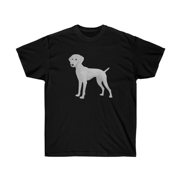Weimaraner Unisex Ultra Cotton Tee